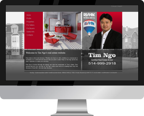 Tim Ngo Website